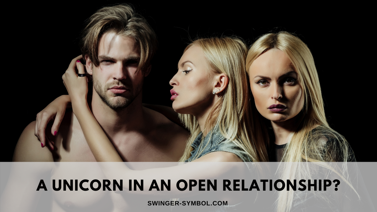 A unicorn in an open relationship?